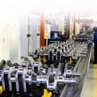 山东某汽车曲轴生产企业