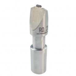 R0.25天然金刚石成型刀长岛精密外圆端面磨床金刚笔数控成型修刀