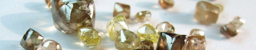 天然金刚石颗粒